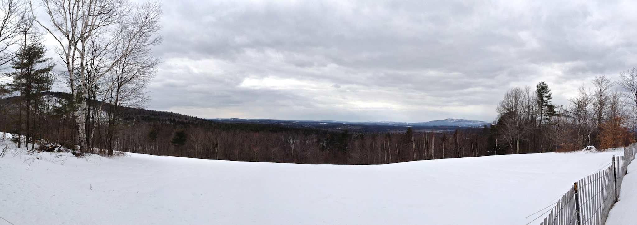 View from Windblown