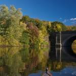 By the Railroad Bridge